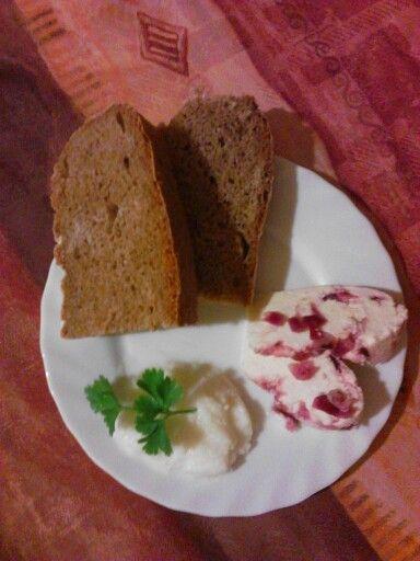Az ősi recept szerint készült vacsora