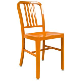 Alton Modern Orange Dining Chair Overstock™ Shopping