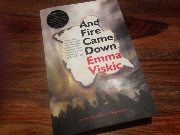 And Fire Came Down by Emma Viskic - To say I'd been looking forward to the arrival of this advance copy is somewhat of an understatement... 1st August release  http://bit.ly/2tnPhUA