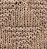 Stitch gallery. Lots of knitting stitches. Knittingfool.com