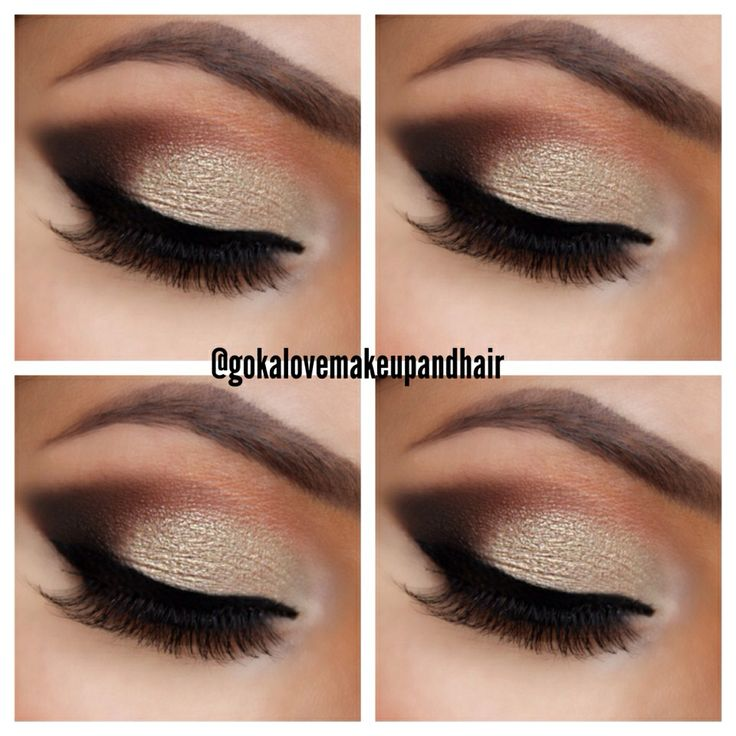 Neutral Eye Makeup for wedding. Indian Wedding Pakistani Wedding www.gokalove.com Check us out on Instagram @gokalovemakeupandhair