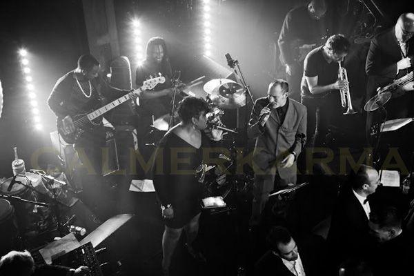 Big Bands -   JAMES BOND 007 themed ENTERTAINMENT TO HIRE. UK Entertainment Agency - Manchester, London, Brighton and Birmingham www.calmerkarma.co.uk   Tel:  020 3602 9540