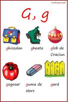 Planse alfabet