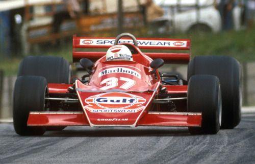 Arturo Merzario - Merzario A1 - 1978 - South African GP (Kyalami)