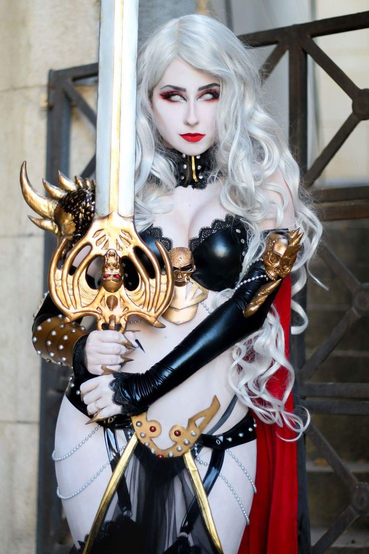 249 Best Lady Death Cosplay Images On Pinterest