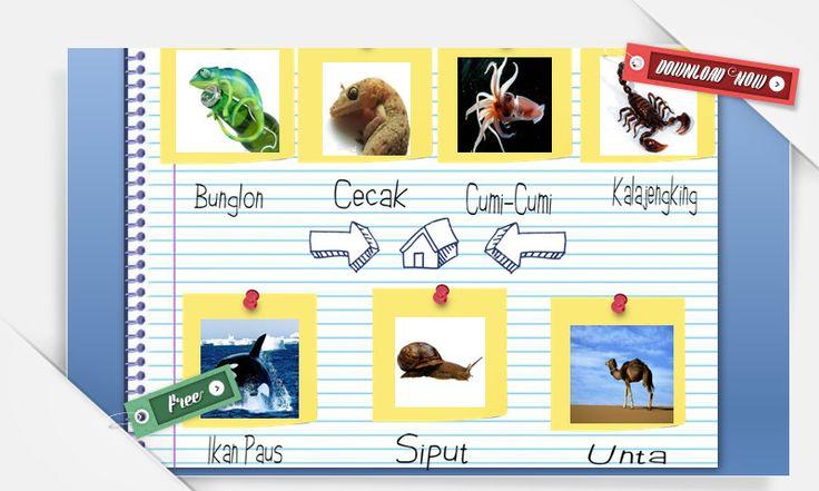 [File Pendidikan] Media Pembelajaran IPA SD Kelas 3 5 6 dengan Power Point (PPT)