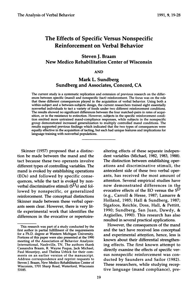 an analysis of verbal aggression in behavior observations 'aggression is a physical or verbal behavior intended to hurt someone (myers,1993), whether done out of hostility or as a calculated means to an end' (myers,1996) violence is usually distinct from aggression based on severity of injury.