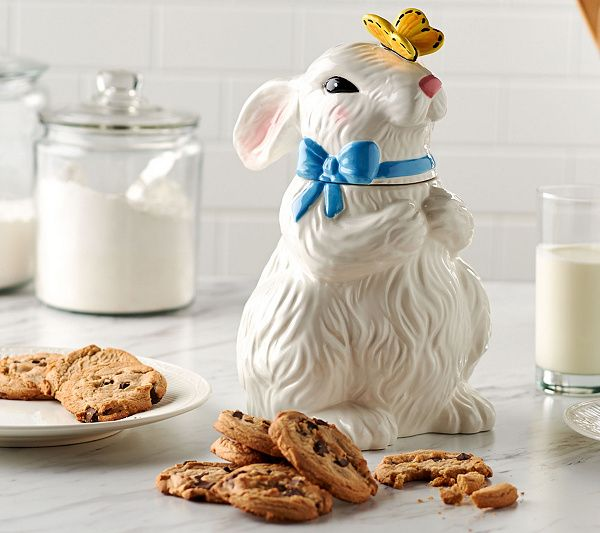 Otis Spunkmeyer Cookie Jar