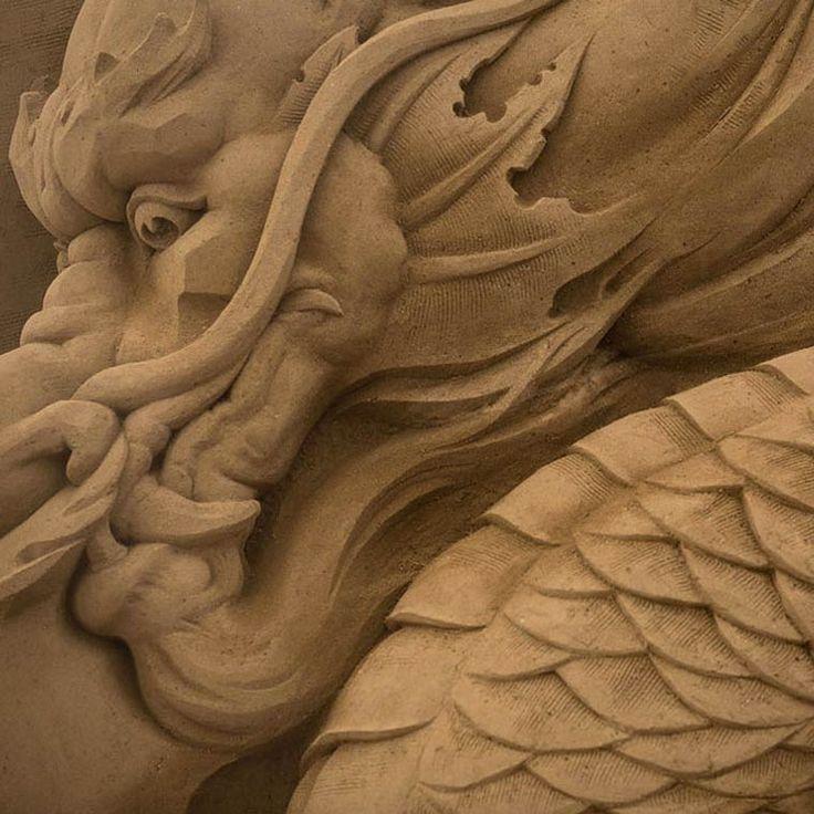 Yokohama Sand Art - An amazing sand sculpture