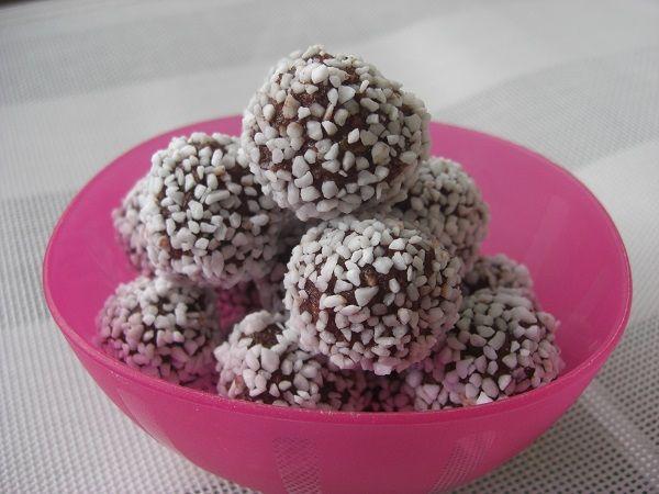 Chokladbollar!