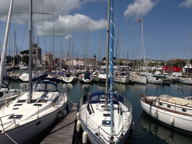 La Rochelle, appartement confortable #france #tourisme  #voyage
