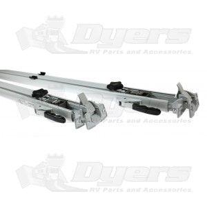 Dometic Black Universal Tall Awning Arm Hardware Set Awning Universal Rafter