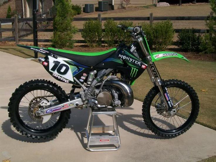 Sexy kx250