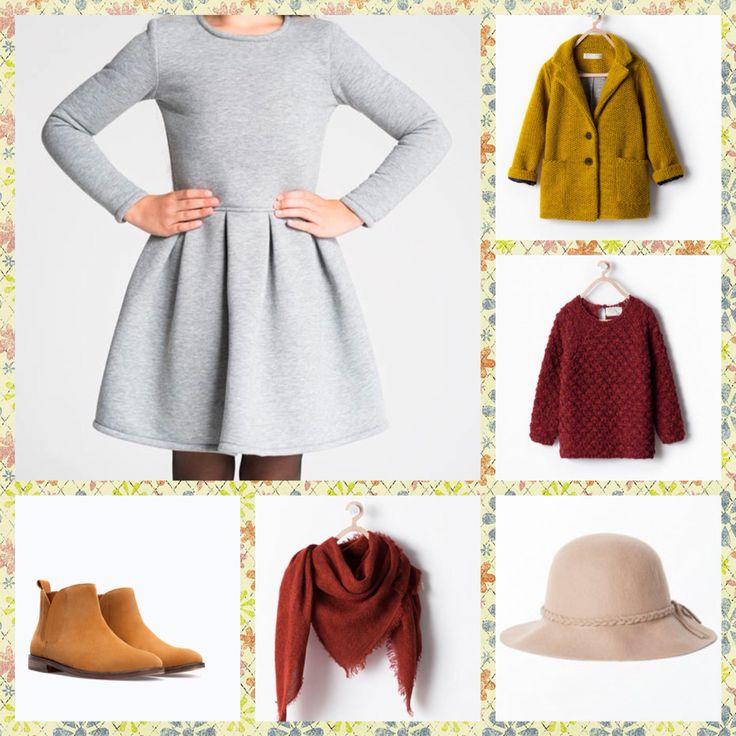 Stylizacja Jesienna sukienki La Brea!   Www.stoneskirts.pl