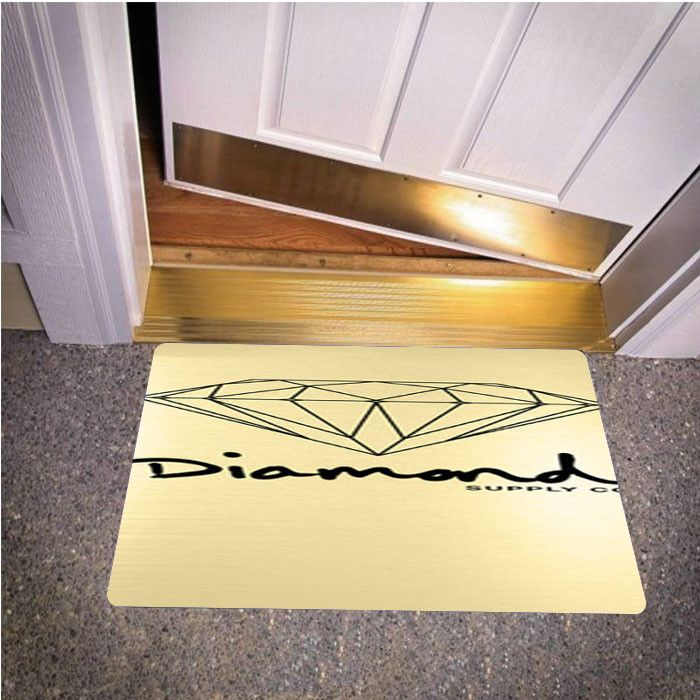 GOLD DIAMOND SUPPLY CO BEDROOM CARPET BATH OR DOORMATS