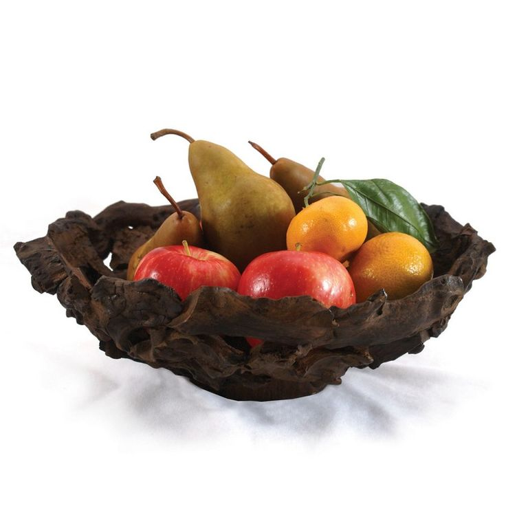 interesting ideas fruit bowl. Add a splash of color to your kitchen with this driftwood fruit bowl  The large base features unique hand crafted design made up variety root 14 best Gift Ideas images on Pinterest Wood bowls Wooden