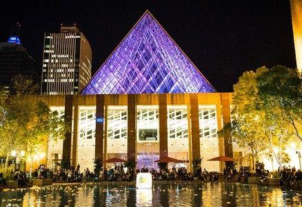 Iconic Architecture in Downtown Edmonton | Edmonton Tourism