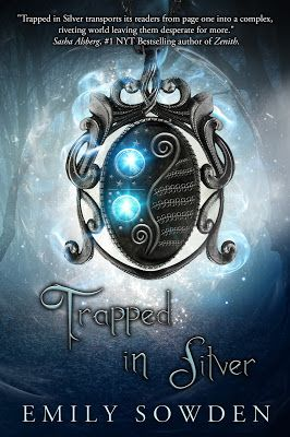 Book-o-Craze: NEW RELEASE & REVIEW | Trapped In Silver by Emily ...