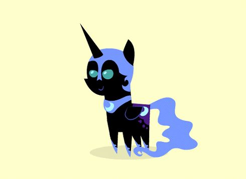 mlp elements of harmony and nightmare moon - Yahoo Image Search Results