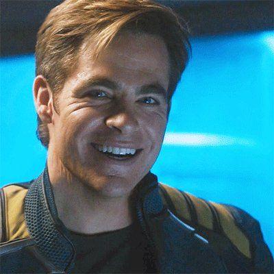 'Captain James T. Kirk' in 'Star Trek: Beyond' (2016)