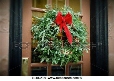 julekrans dør - Google-søk