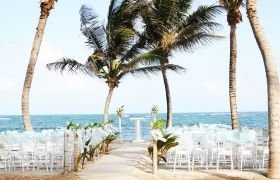 Wedding at Coconut Bay Beach Resort & Spa in St. Lucia