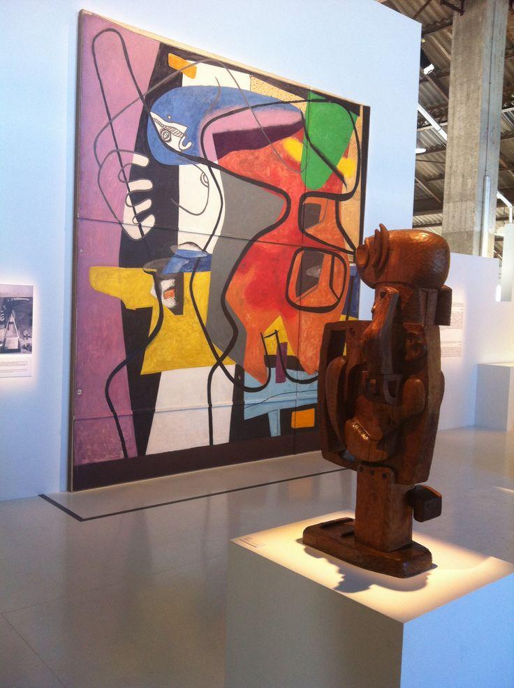 Le Corbusier et la question du brutalisme - expo au J1 #marseille #mp2013 du 11 octobre au 22 décembre