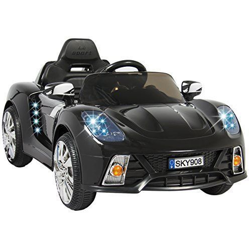 Electric Car For Kids Ride On Car Toy Power Wheels 12V Battery Powered MP3 New #ElectricCarForKidsRideOnToys