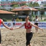 Üniversiteler Arası Plaj Voleybolu Şampiyonası Sona Erdi
