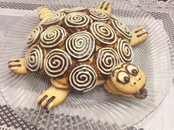 "Торт ""Черепаха"". Рецепт вкусного торта"