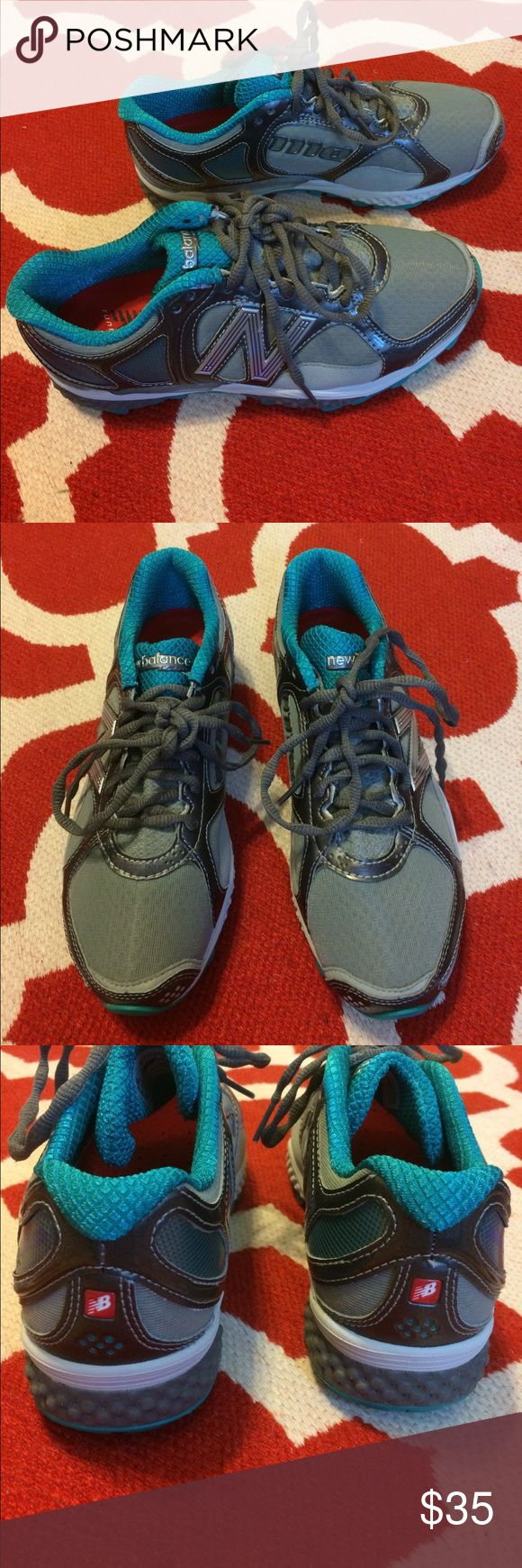 New Balance Trail Running shoes New Balance 1110 Stability Trail Running Shoe WT1110R / Size 6 ✨ Make an offer! New Balance Shoes Athletic Shoes