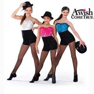 Jazz Dance Costume Adult