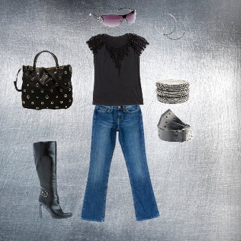 Vote for my outfit in the Create Your Own TangerSTYLE Contest!: Outfit