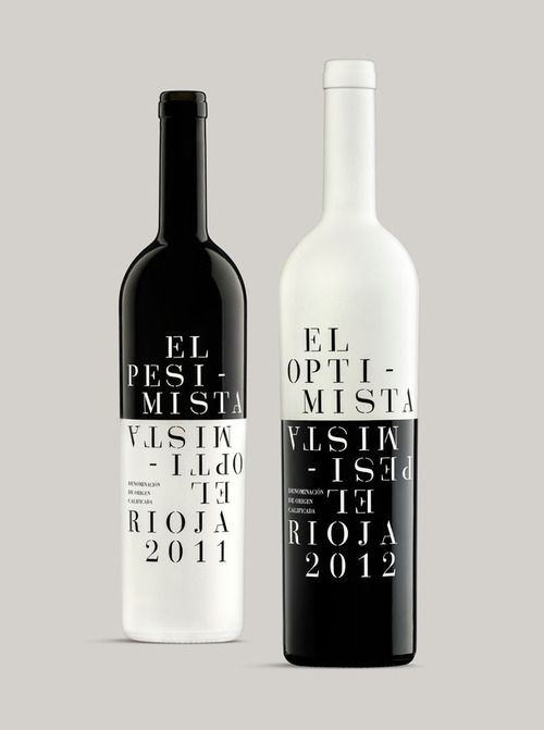 pesimista optimista, 2013 by sidecarDesign from Spain