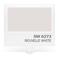 SW 6273 - Nouvelle White