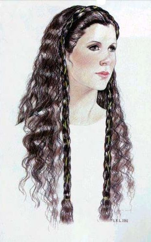 princess leia hair styles 29 best wars hair images on wars 6544