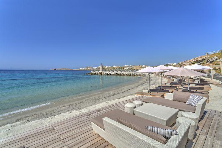 Relax, take a deep breath, you just landed to paradise! @Santa Marina Resort & Villas