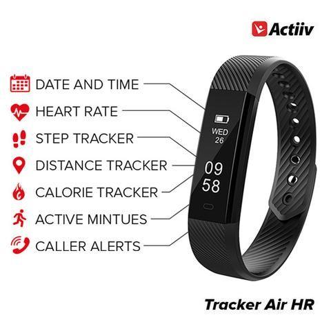 Actiiv Activity Tracker Air HR