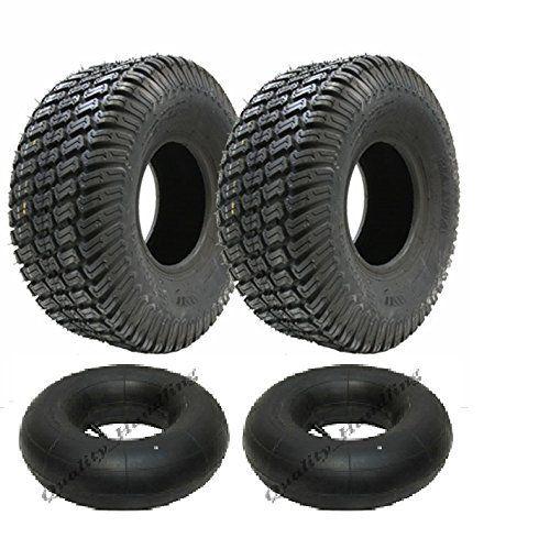Ensemble de deux pneus 15×6.00-6 et tubes: Pour la vente sont de 2pneus. 15x 6.00-6Wanda p332herbe 4pneus et 2chambres de haute…