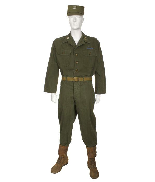 Korean War Uniform 74
