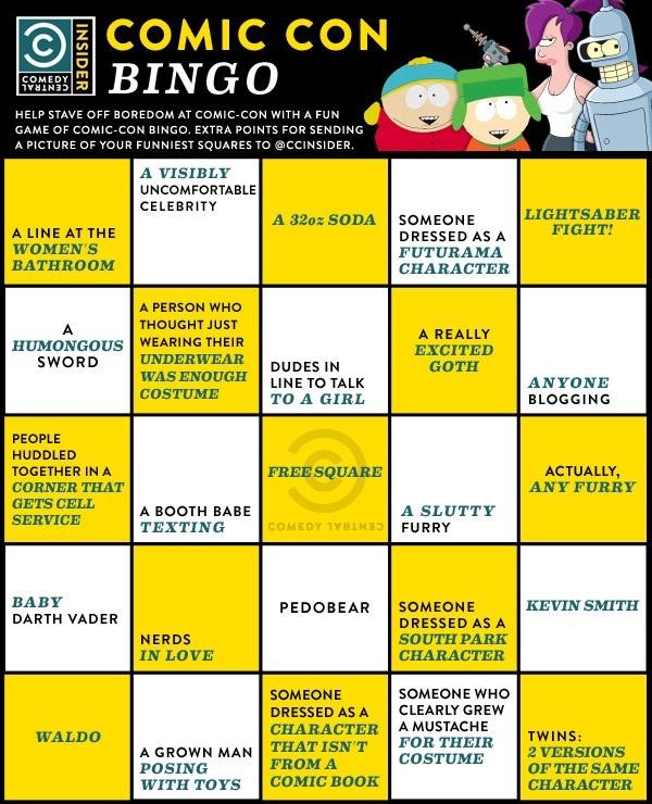 aliante bingo comics bingo