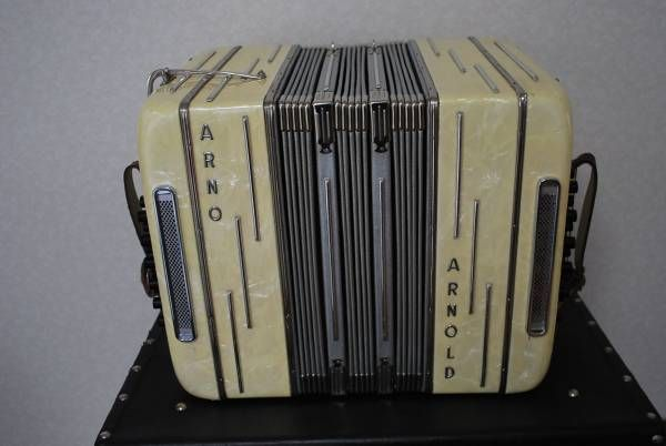 """Bandoneon · ARNO ARNOLD & HOHNER, 1955 / 【Buyee】 """"Buyee"""" Japan Shopping Service   Buy from Yahoo! Buy from Japan!"""