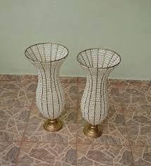 Resultado de imagem para vaso bordado pedras
