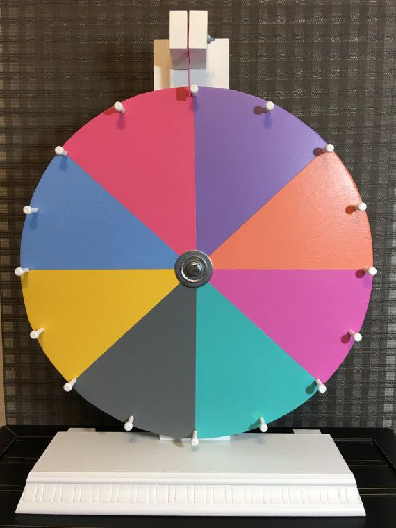 LuLaRoe Prize Spinning Wheel by SommerDayzTreasures on Etsy
