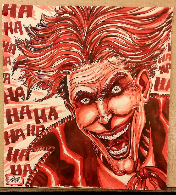 "2015 Intermediate Drawing - Citrus College ""Odd Materials"" project 2, drawn with a sharpened tree branch, q-tips, red food coloring and red wine vinegar!  :-) #arielsartwork #intermediatedrawing #citruscollege #rochellebotello #joker #thejoker #dc #dccomics #comics #crazy #madness #insane #eyes #smile #classproject #oddmaterials #treebranch #branch #qtip #redfoodcoloring #redwinevinegar #tonedpaper #art #drawing #illustration"