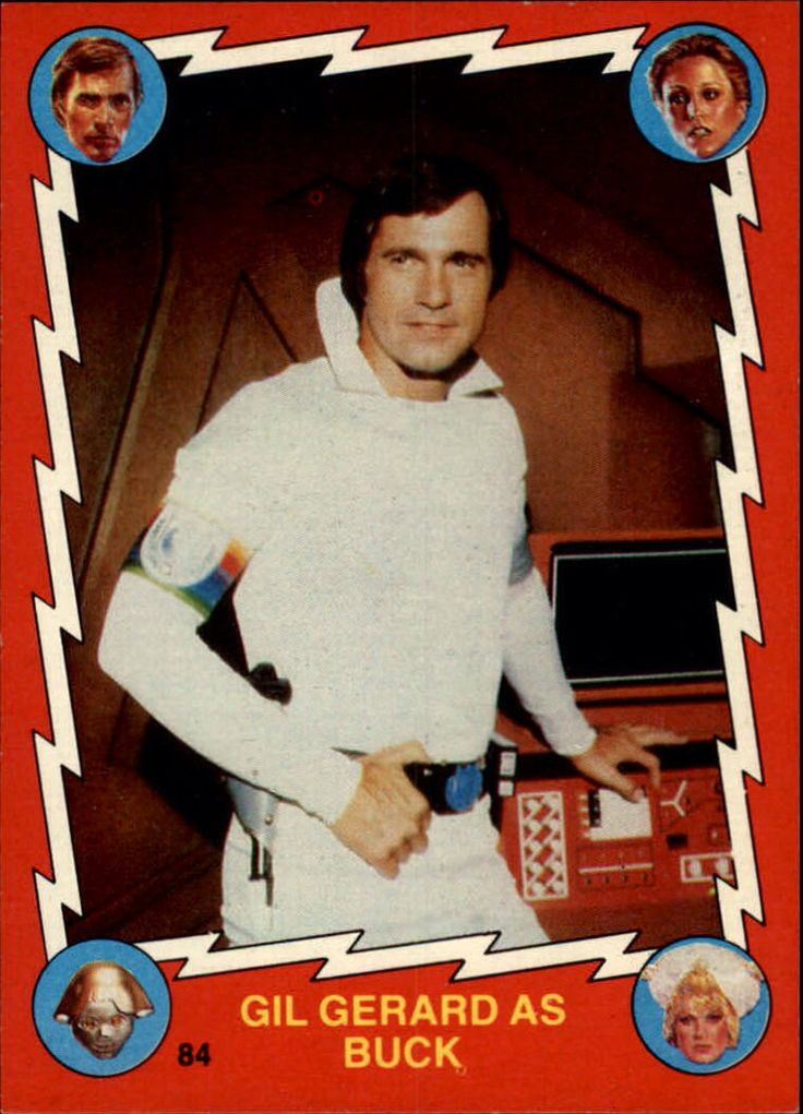 Image result for buck rogers cards