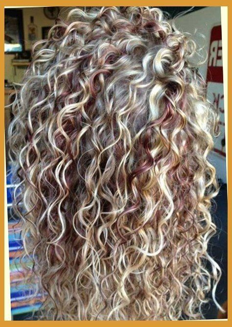 The Awesome Long Hair Spiral Perm Regarding Hair