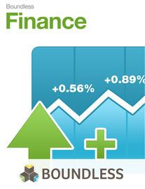Finance | http://paperloveanddreams.com/book/682793277/finance | Introduction to Finance is a college-level, introductory textbook that covers the complex and fascinating subject of Finance. Boundless works with subject matter experts to select the best open educational resources available on the web, review the content for quality, and create introductory, college-level textbooks designed to meet the study needs of university students.This textbook covers:Introduction to the Field and…