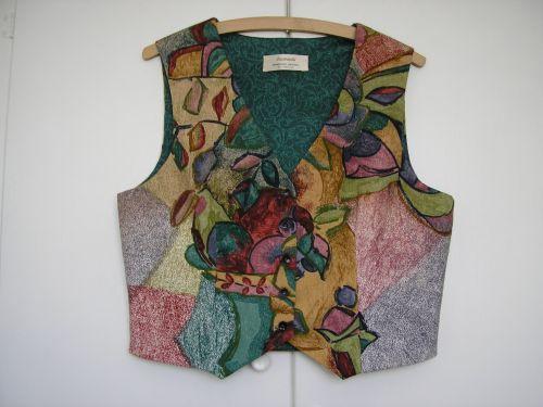 "Cezanne Pink Ladies 10-12 (32"" - 34"")  Waistcoat from Jacaranda"