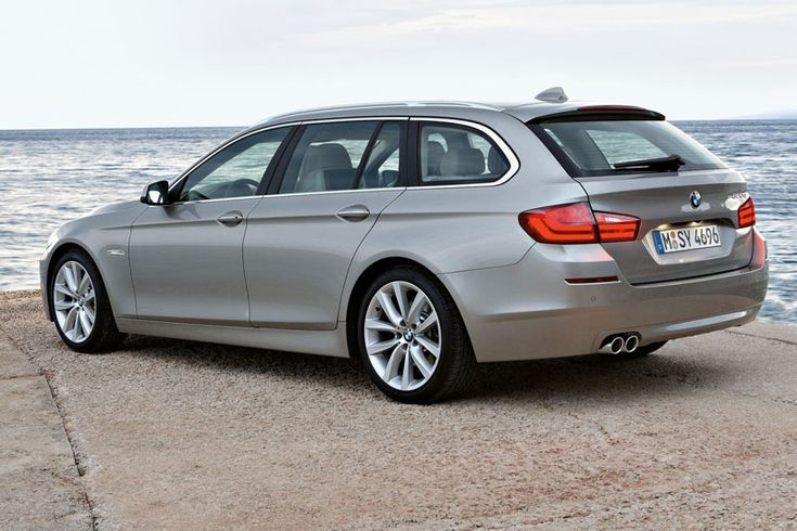 BMW 5 Series Touring (F11) Official Wallpapers, Video and Press Release - Page 2